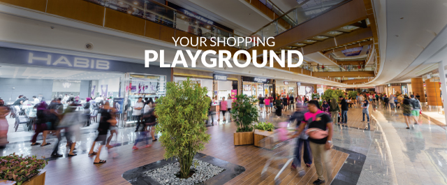 Your Shopping Playground